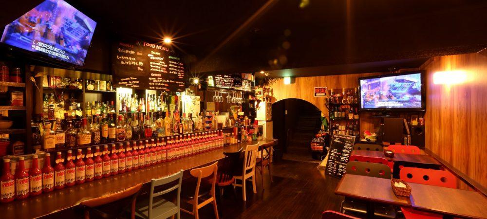 大阪スポーツバー 3.cafe